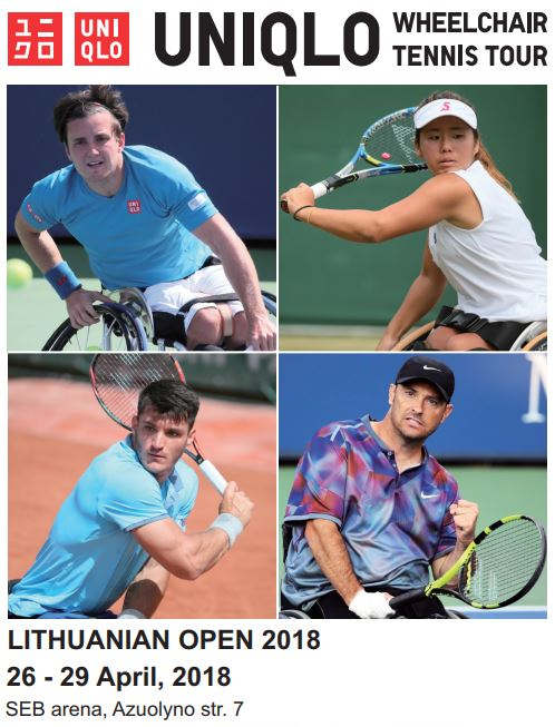 Lithuanian Open 2018