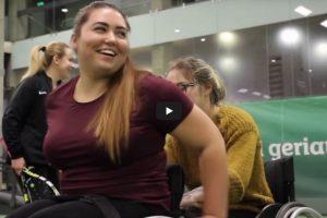 Neįgaliųjų teniso galimybės Lietuvoje