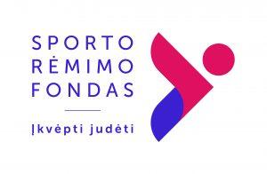 sporto rėmimo fondas